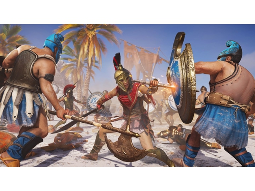 Assassin's Creed® Odyssey - Gold Edition - E47442