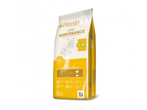 Karma Fitmin dog mini maintenance - 3kg