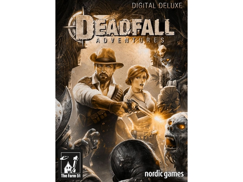 Gra PC Deadfall Adventures Deluxe Edition - wersja cyfrowa