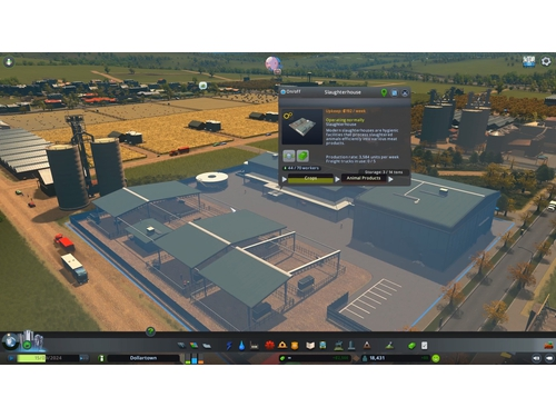 Gra wersja cyfrowa DLC Cities: Skylines - Industries Plus K01302