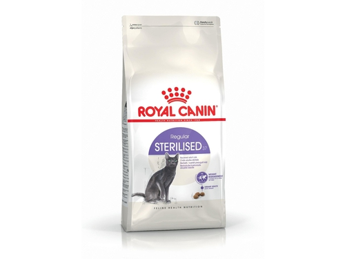 Karma Royal Canin FHN Sterilised 4 kg - 3182550737616