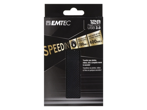 Pendrive EMTEC Speed'In S600 128GB USB 3.0 ECMMD128GS600