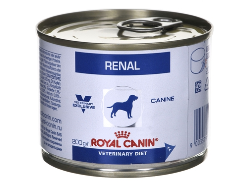 Royal Canin Renal Dog puszka 200g