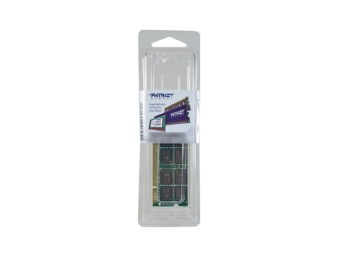 RAM Patriot Memory Signature PSD22G8002S DDR2 SO-DIMM 2GB 800 MHz