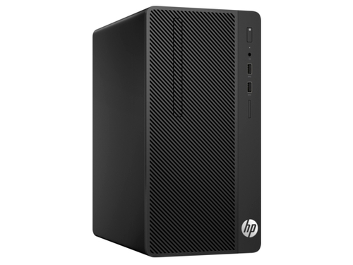 Komputer HP 290 G1 Core i3-7100 Intel HD 4GB DDR4 SDRAM SSD 256GB Win10Pro
