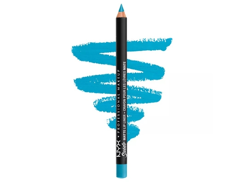 NYX SUEDE MATTE LIP LINER -LITTLE DENIM DR