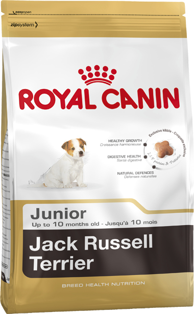#ROYAL CANIN Jack Russell Terrier Puppy 0,5kg