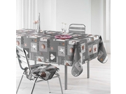 Obrus NAPPE 150X240 Starly Gris 2 - ROM414