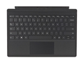 Surface Pro 4 Type Cover Commercial Black - R9Q-00095