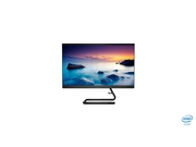 "Lenovo IdeaCentre AIO A340-24IWL i3-10110U 23.8"" FHD IPS 8GB DIMM DDR4-2666 256GB SSD M.2 2280 PCIe NVMe Intel UHD Graphics Windows 10 Home 64, Polish F0E800JPPB Business Black"