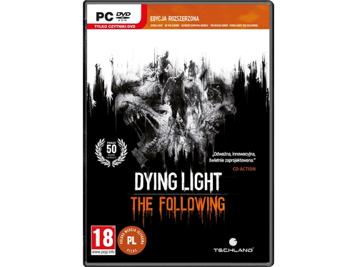 Gra PC Dying Light: The Following – Enhanced Edition wersja cyfrowa