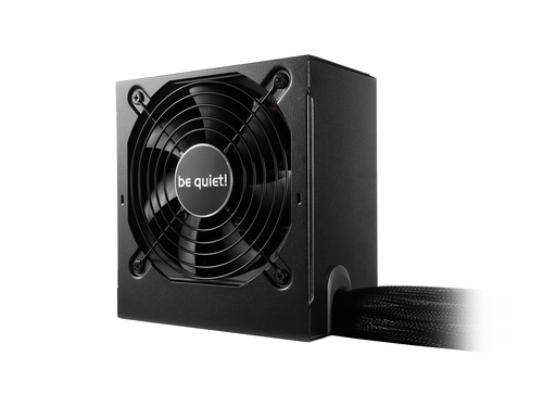 Zasilacz BE QUIET! 80 Plus Bronze BN246 ATX