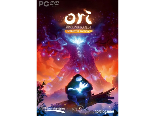 Gra PC Ori and the Blind: Definitive - wersja cyfrowa
