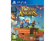 Gra PS4 Portal Knights Gold Throne Edition