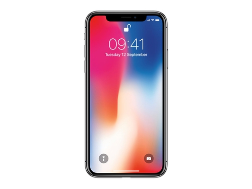 Smartfon Apple iPhone X GPS WiFi NFC LTE Bluetooth 64GB iOS 11 szary