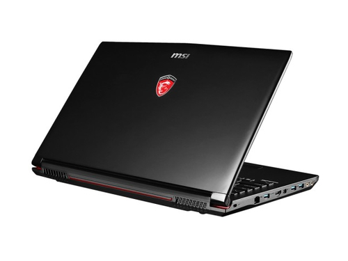 "Laptop gamingowy MSI GP62 2QE-226XPL Core i7-5700HQ 15,6"" 8GB HDD 1TB GeForce GTX950M NoOS"