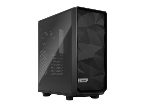 Fractal Design Meshify 2 Compact Black TG Light Tin - FD-C-MES2C-03