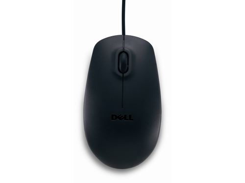 DELL Wired Optical Mouse Black MS116 - 570-AAIR