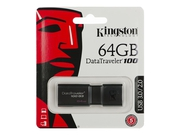 Pendrive Kingston 64GB USB 3.0 DT100G3/64GB