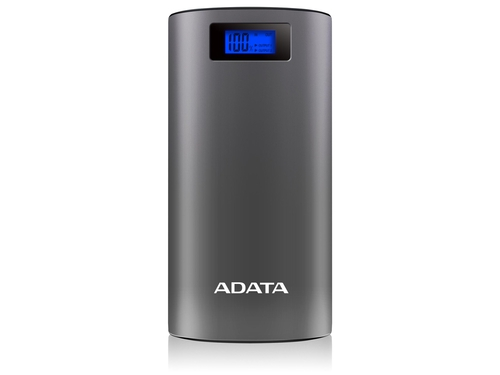 Power Bank ADATA AP20000D-DGT-5V-CGY 20000mAh microUSB USB