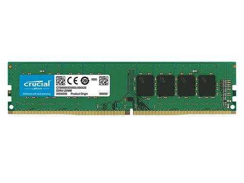 CRUCIAL DDR4 16GB/2666 CL19 DR x8 - CT16G4DFD8266