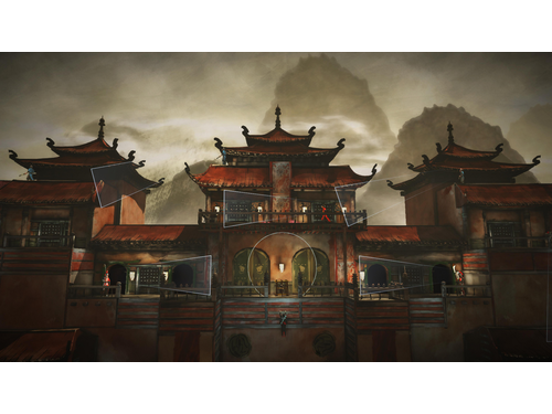 Gra PC Assassin's Creed Chronicles: China wersja cyfrowa