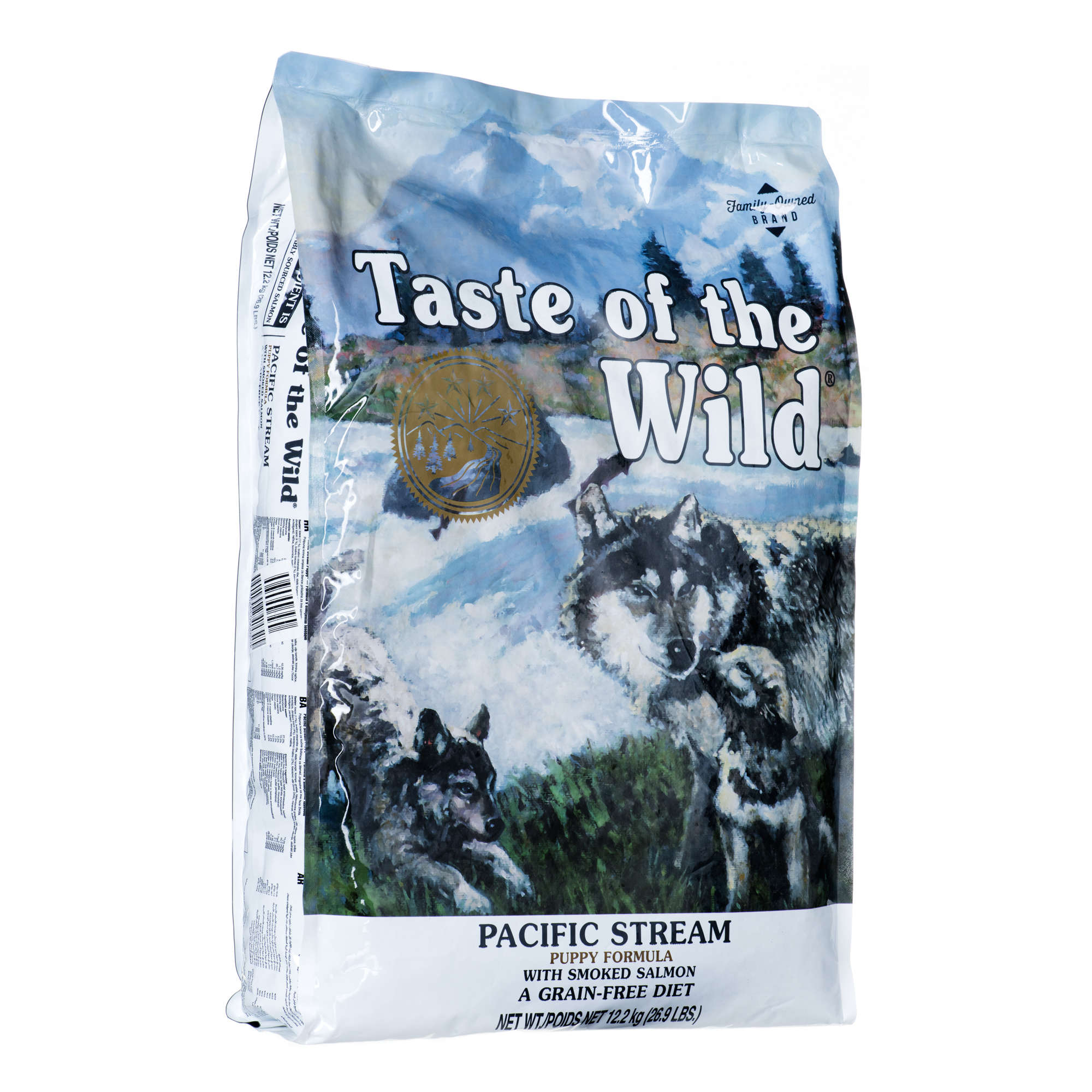 #Taste of the wild Puppy Pacific Stream  12,2 kg