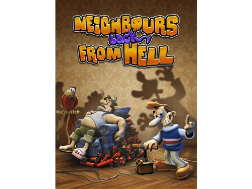Neighbours back From Hell - K01673