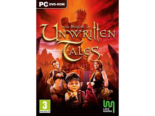 Gra PC The Book of Unwritten Tales Deluxe Edition wersja cyfrowa