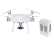 Dron DJI Phantom 4 Advanced+ + bateria (5870mAh) - 6958265144851