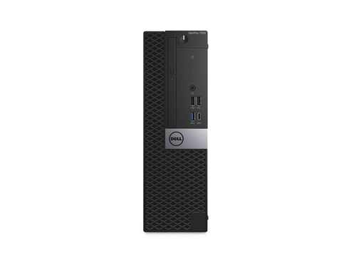 Komputer Dell Optiplex 7050 N041O7050SFF02 Core i5-7500 Intel HD 630 8GB DDR4 DIMM SSD 256GB Win10Pro