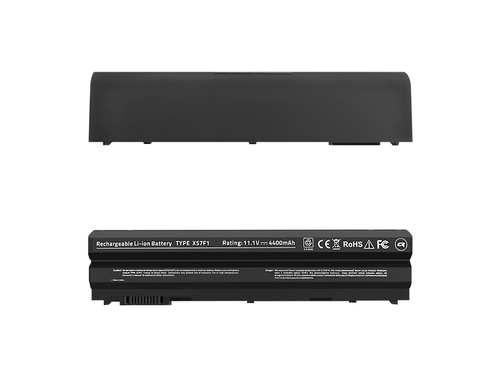 Qoltec bateria do dell e6420 | 4400mah | 10.8-11.1v 52526.dl-e6420 - 52526.DL-E6420