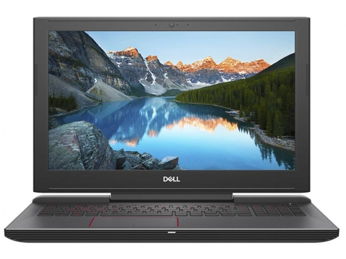 "Laptop gamingowy Dell G5 5587 5587-7482 Core i5-8300H 15,6"" IPS LCD 8GB DDR4 SO-DIMM GeForce GTX 1050 Ti Max-Q SSD 256GB Win10"