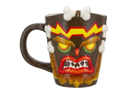 PP CRASH BANDICOOT UKA UKA SHAPED MUG - PP5122CR