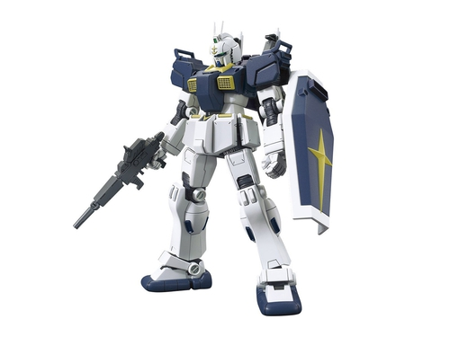 Figurka HG 1/144 RX-79[GS] GUNDAM GROUND TYPE-S (GUNDAM THUNDERBOLT VER.)