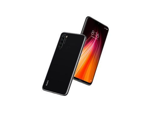 "Smartfon Xiaomi Redmi Note 8 4/64GB 6,3"" Dual-SIM 4G Space Black"