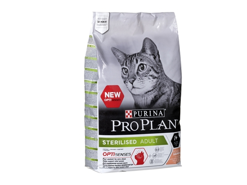 Purina Pro Plan Sterilised Łosoś 10 kg