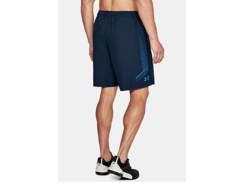 Spodenki męskie Under Armour Woven Graphic Short - 1309651-408