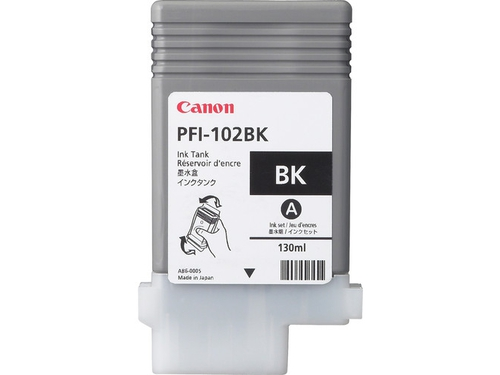 Tusz Canon PFI102B photo black - CF0895B001AA
