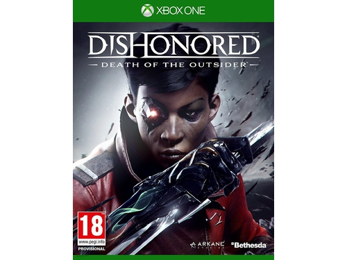 Gra Xbox ONE Dishonored: Death of the Outsider