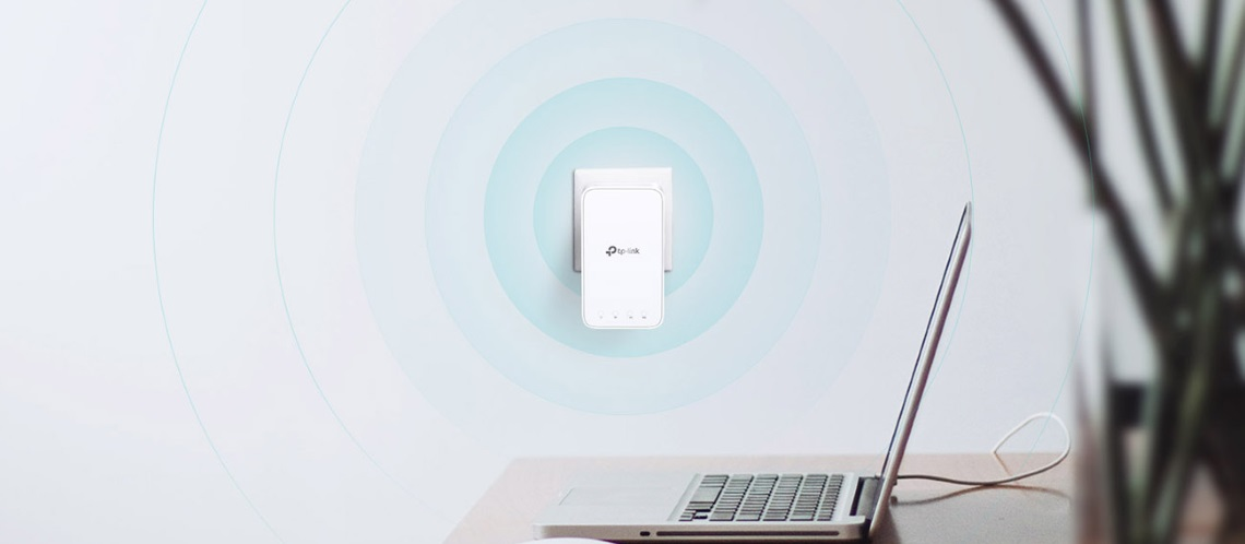 #Repeater TP-LINK RE300