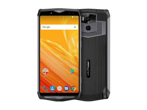 Smartfon Ulefone Power 5 UF-P5/GY LTE WiFi Bluetooth GPS DualSIM 64GB Android 8.1 kolor szary