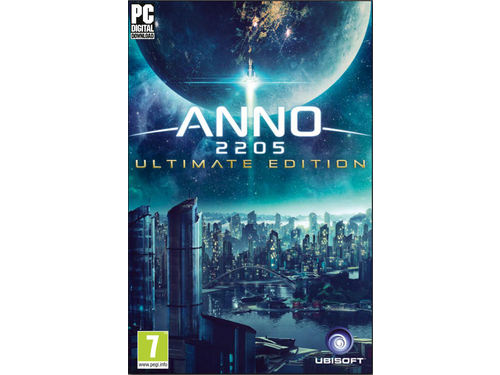 Gra PC Anno 2205 Ultimate Edition - wersja cyfrowa
