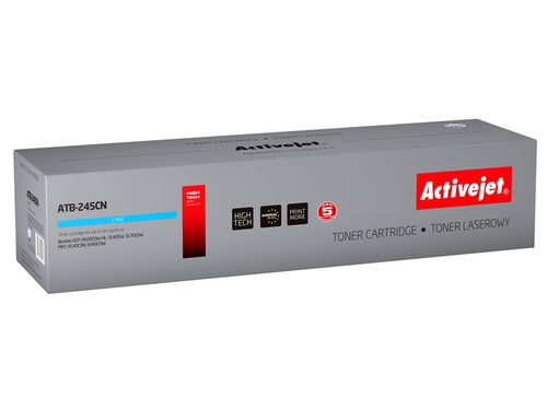 Toner Activejet ATB-245CN zamiennik Brother TN-245C Supreme niebieski