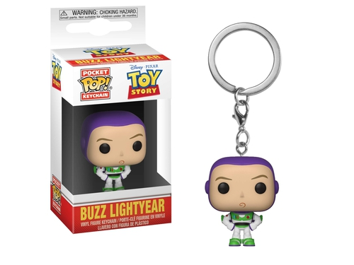 FUNKO POP KEYCHAIN: TOY STORY - BUZZ