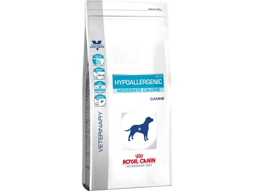 Karma Royal Canin Hypoallergenic Moderate Calorie 7kg