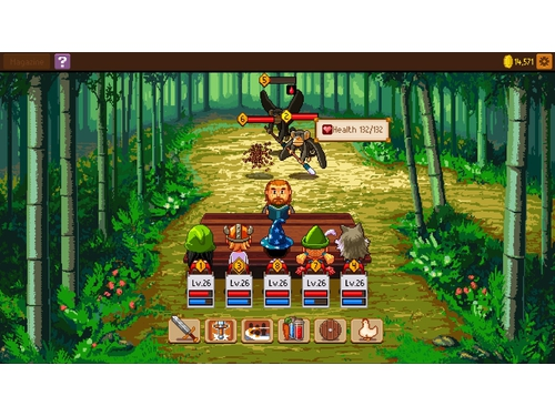 Knights of Pen & Paper 2 – Base Game - K00588