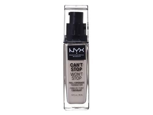 NYX Worth The Hype Matte Foundation-PALE