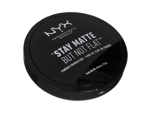 NYX STAY MATTE NOT FLAT POWDER - DEEP OLIVE