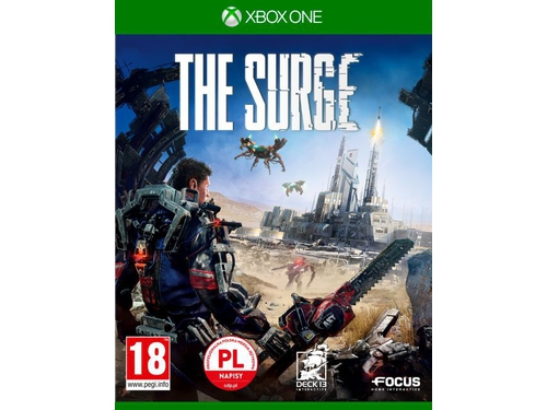 Gra Xbox One The Surge